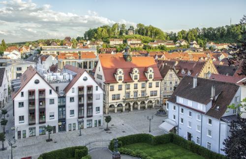 Rathaus Sigmaringen, Josefskapelle